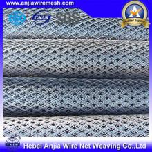 Ограждение из сетчатой металлической сетки для защиты