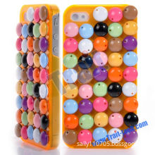 Chocolate Beans Hard Protective Case Cover for iPhone