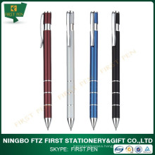 Low Price Aluminum Retractable Pen
