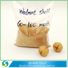 CIQ Certification Supplier Bulk 60-100 Mesh Walnut Shell