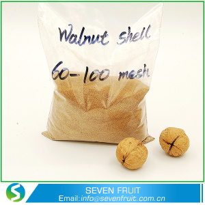 CIQ Certification Supplier Bulk 60-100 Mesh Walnut Shell