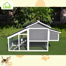 Hot popular wooden chicken coop from factory