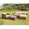 Садовая мебель из ротанга и плетеной мебели