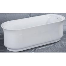 Banheira de pé livre suave de alta qualidade