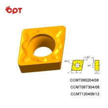 Carbide cutting insert tooling PVD coating milling insert