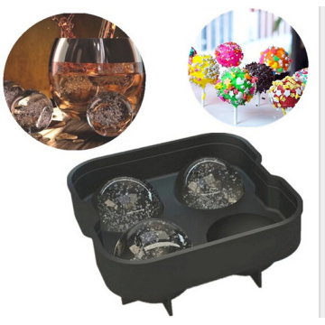 Eco-Friendly Materials Ice Cube Tray Silicon RoHS