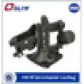 ISO9001 zertifiziert OEM verloren Wachs-Prozess Kohlenstoffstahl Gussteile