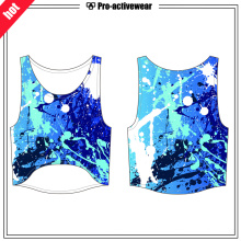 OEM Custom Sublimation Mulheres Tank Top Esportes