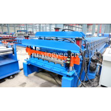 double layer roof  sheet forming machine