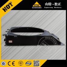 PC220-8 shroud 206-03-21221 komatsu spare parts