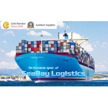 Transfert d'expédition de conteneurs de la Chine vers le Royaume-Uni
