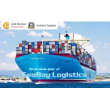 Transporte marítimo de mercadorias da China para o Sri Lanka