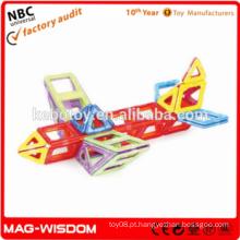 Brinquedo magnético engraçado da escola das crianças para a instrução das crianças