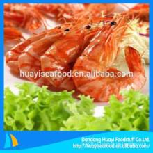 Inquérito estrangeiro de camarão seco congelado com alta qualidade