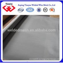 Super malla de alambre de acero inoxidable de 300 micrones
