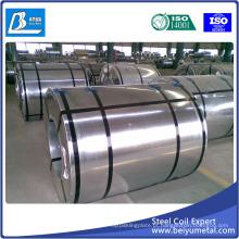Tiras de aço galvanizado Bobinas de aço