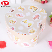 Полигональная цветочная коробка для хранения ювелирных изделий