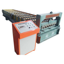 Frio que faz a máquina para o painel do telhado de telha de dobra