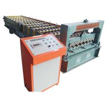 Máquina de hacer azulejos de curvatura en frío para panel de techo