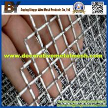 Anping fábrica de suministro de alambre de alambre ondulado decorativo