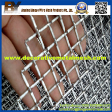 Anping Factory Supply Decorative Crimped Wire Mesh