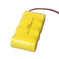 Bateria recarregável 4.8V NICD SC1800
