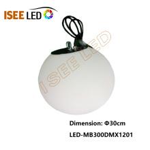 Ballon LED DMX512 de RVB polychrome programmable