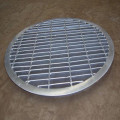Galvanized Steel Grating Well Cover