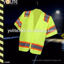 LED Safety Reflective Vest