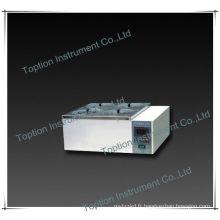 Bouilloire de bain d'eau ordinaire de fournitures de laboratoire SY-2-4