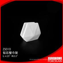 Eurohome diamante diseño restaurante Casa Servilletero para la mesa