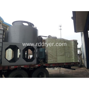 Flash drying machine of wheat starch