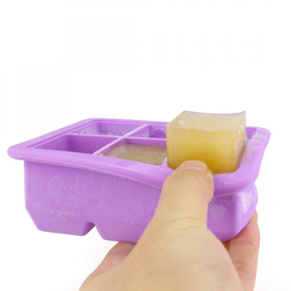 6 Cps Ice Cube Tray