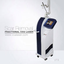 Skin Renewing rf tube rgb laser system