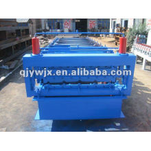 QJ 860/900 trapezoidal profile double layer roof tile rolling machine