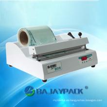 Máquina de sellado de bolsa de esterilización médica