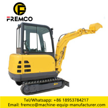 Small 1.8 Ton Excavator With Cheap Price