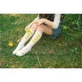 Nette Mädchen-Art- und Weisebaumwollstrumpf-Pantyhose-Mädchen-Baumwollsocken