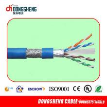 Câble CAT6 d'alimentation en usine avec SFTP 305 mètres