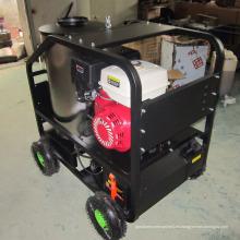 remolque montado fácil limpieza a presión de agua caliente para la limpieza de caravanas