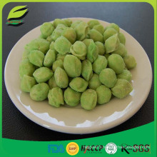 Natural flavor Wasabi coated peanut