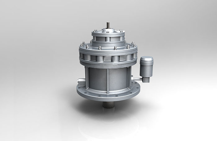 XLED / BLED Cycloidal Flange Mounted 2-Stage Gearbox