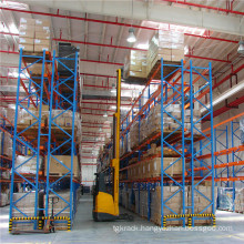 Pallet Racking for Fork Lift Handling