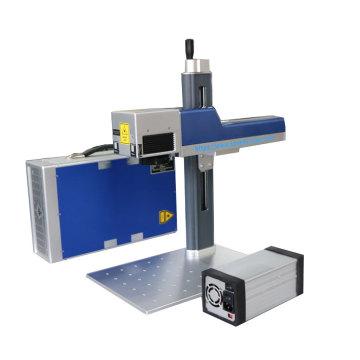 Deep Engraving Mopa Fiber Laser Marking Machine