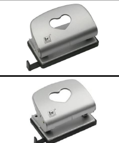 metal two hole punch