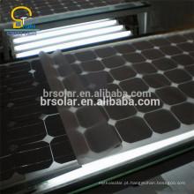 IEC61215 mono sistema de painel solar de células fotovoltaicas de silício cristalino
