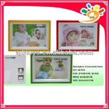 fancy photo frame stand for small photo frame