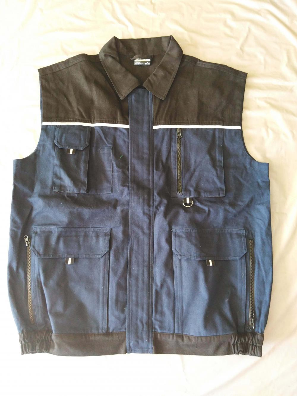 Customer Like Material Fabric Working Waistcoat
