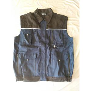 Spring Man's Outside Wear Vest