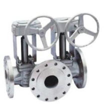 Plug Valve With Single or Double Flush